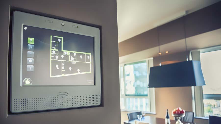 Domótica y eficiencia energética en edificios